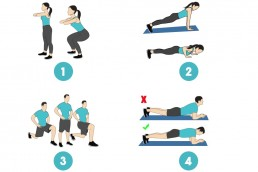 strength exercises you can do at home